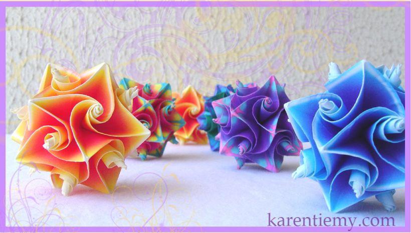 kususama curler curly origami karen tiemy modular folding papiroflexia dobradura mobile cute japanese (3).jpg