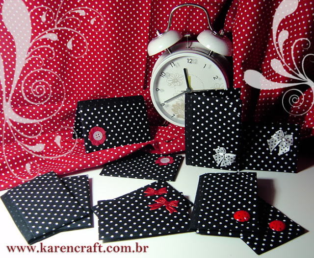 origami em tecido fabric origami DIY craft craft oriuno carteira wallet bookmark card holder porta cartao karen tiemy handmade (2)