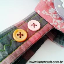patchwork bag diy owl simplicity karen tiemy project sewing ideas