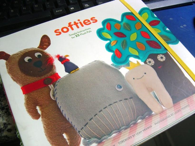 plushies softies felt projects stuffed dolls toy handmade sewing diy soft snuggly karen tiemy 4