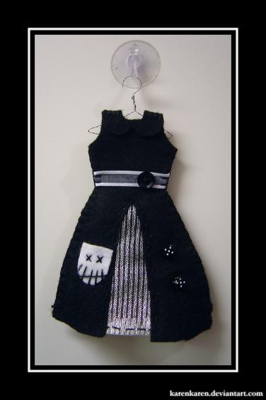 plushies softies felt projects stuffed dolls toy handmade sewing diy soft snuggly karen tiemy emo dress