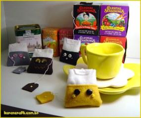 plushies softies felt projects stuffed dolls toy handmade sewing diy soft snuggly karen tiemy teabags